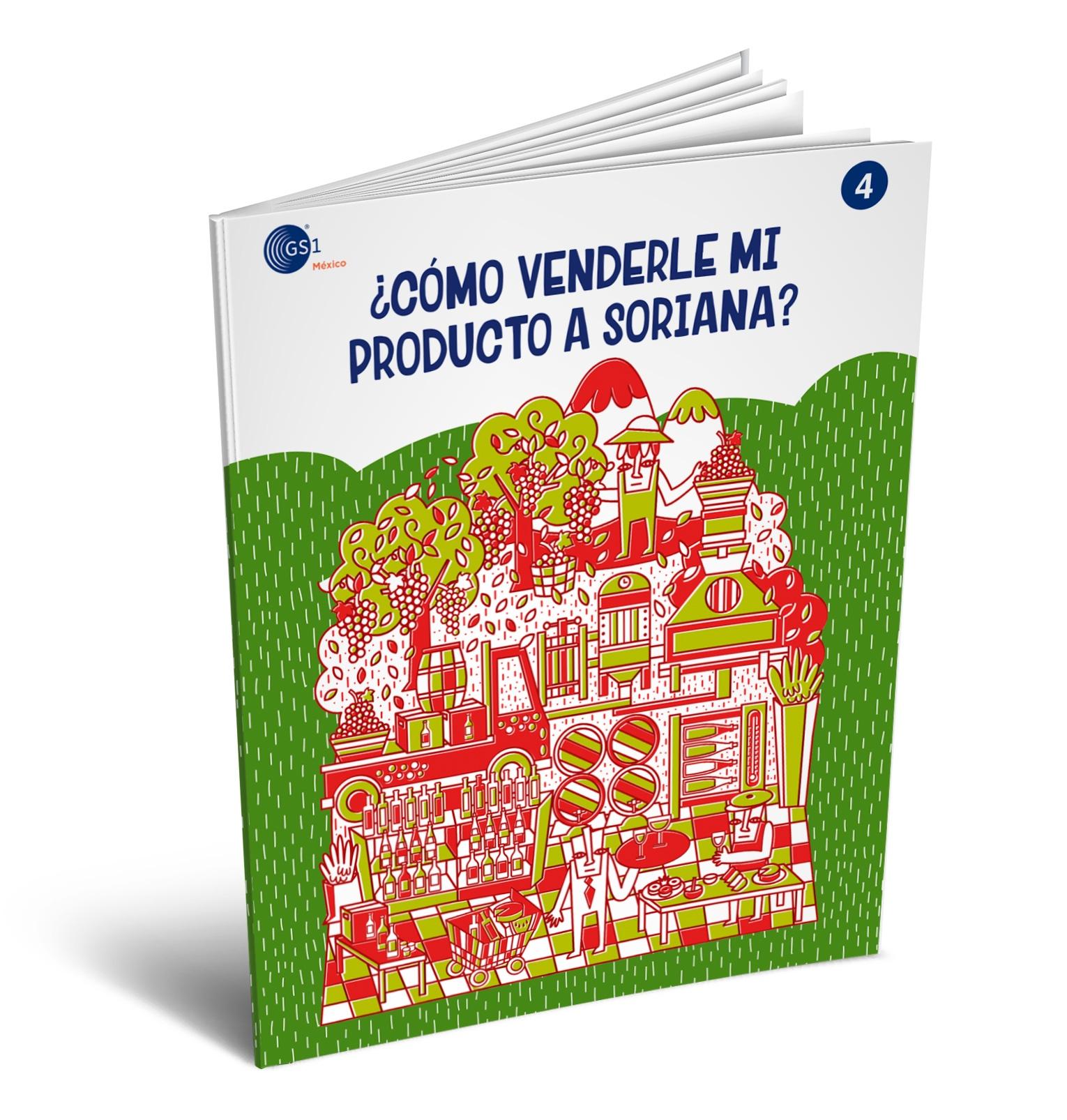 Portada Soriana Cómo Vender mi producto a Soriana GS1 Mexico 2018
