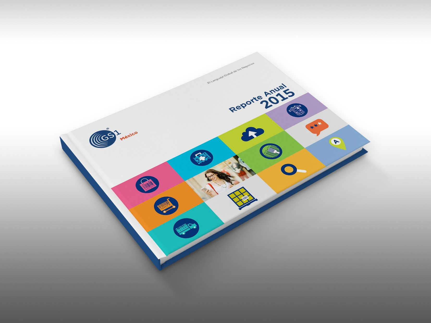 Reporte anual GS1 2013