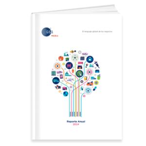 Reporte anual GS1 2014