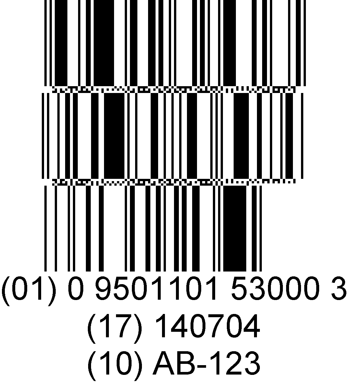 DataBar Agrupado Extendido