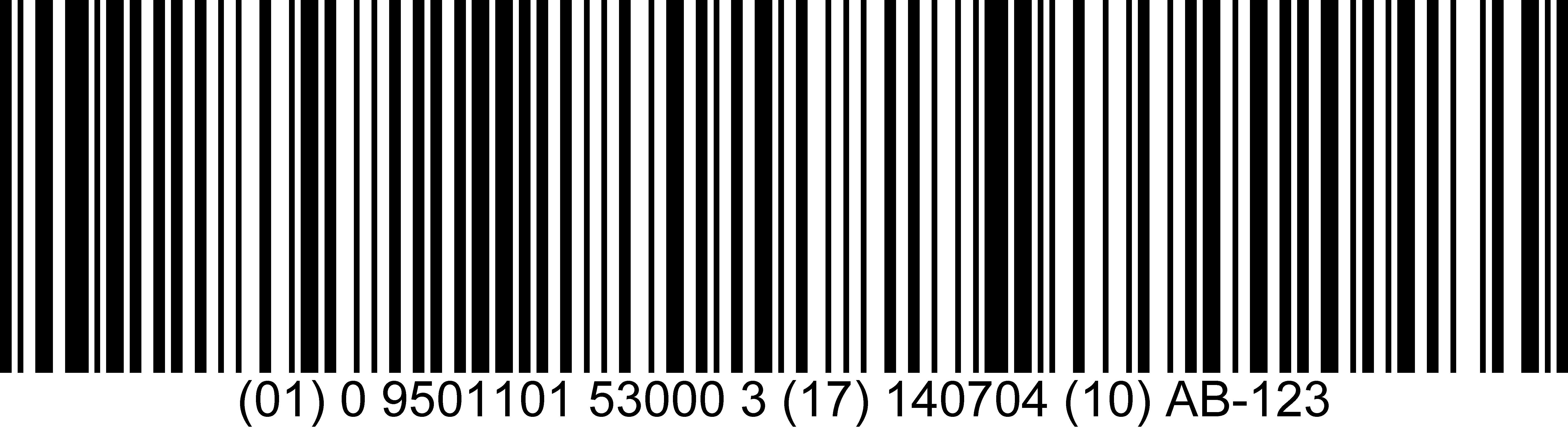 GS1 128