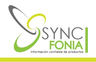 Catàlogo Electrónico Syncfonia